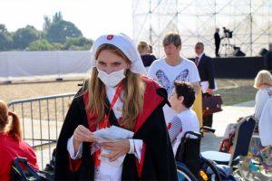 Malteserorden Slowakei Hilfe Papstreise 5